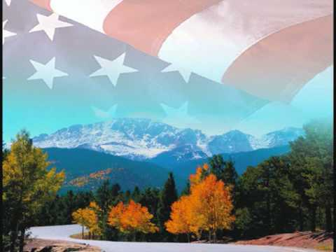 America the Beautiful performed  the Mormon Tabernacle Choir
