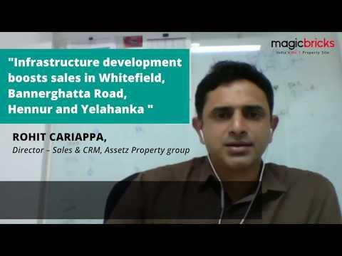 Best zones to invest in a home in Bengaluru | Webinar, Rohit Cariappa | Magicbricks