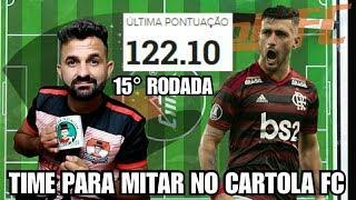 CARTOLA FC 2019 - MITAMOS NOVAMENTE - 15° RODADA DICAS