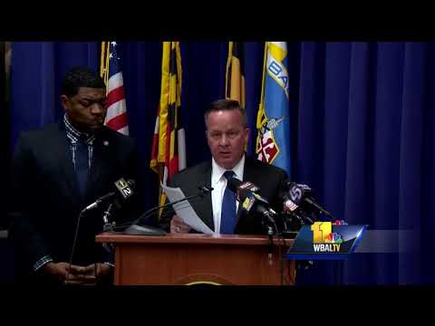 Video: Governor's plan has big focus on fighting crime in Baltimore