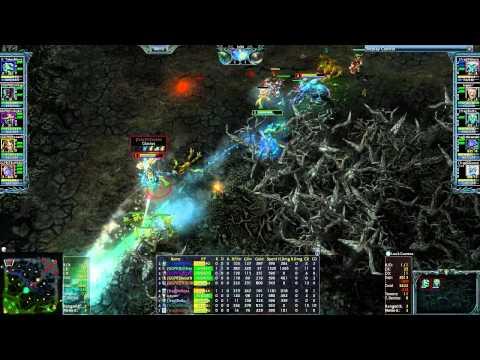 HoN CGi ladder GGPR vs Frenetic Array #1 p1