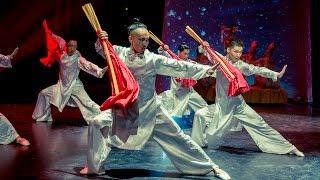 «Танцуют все!». Этнический танец. Бурятский национальный театр песни и танца «Байкал»