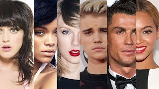 Top 20 Highest-Paid Celebrities 2017 (Forbes)