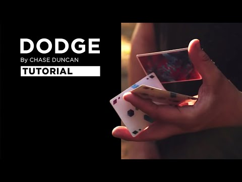 Tutorial: DODGE by Chase Duncan   Squids   Cardistry Touch