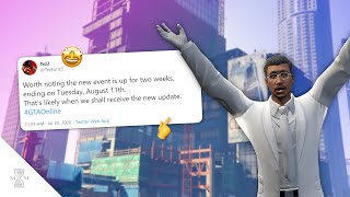 Did Rockstargames Just Announced The New Gta Dlc Release Date?  Gta Online