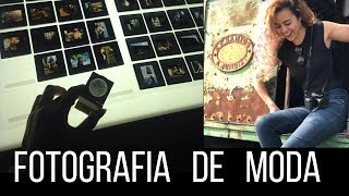 VLOG Fotografia de moda nos trilhos de TREM  abandonados Alana Santos Blogger