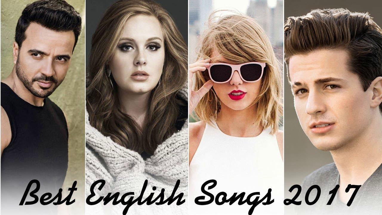 2017歐美最流行音樂排行榜 主宰2017年的西洋歌手排名 ( 2017流行歐美歌曲 ) 【最強】 2017歐美流行歌排行榜 - YouTube
