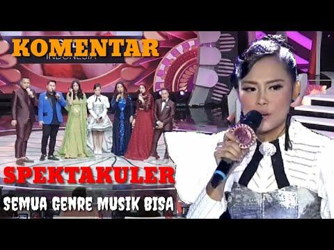 SPEKTAKULER SELFI Semua Genre Bisa -Mati Lampu || DA Asia 4 Top 15 Group 1 Show