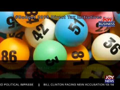 IMF Programme - The Market Place on Joy News (21-11-17)