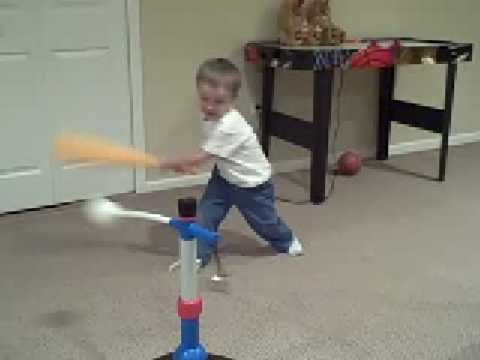 Little Tikes Grand Slam Hitting Trainer