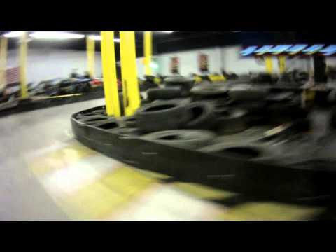 Checkered Flag Indoor Karting, Pro speed, 13.935