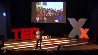 Mi receta para la felicidad: Agu de Marco at TEDxTucuman 2012