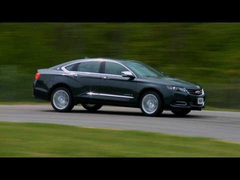 2014 Chevrolet Impala first drive | Consumer Reports