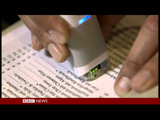 BBC News has introduced WorldPenScan X on