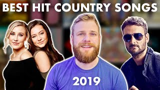 The 10 Best Hit Country Songs of 2019