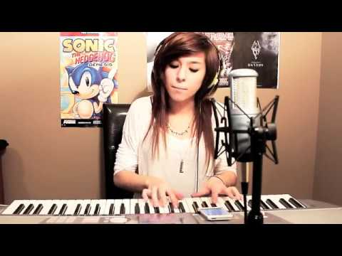 Me Singing  In Christ Alone  Christina Grimmie   HAPPY EASTER!!