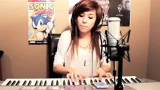 "Me Singing - ""In Christ Alone"" - Christina Grimmie Cover - HAPPY EASTER!!"