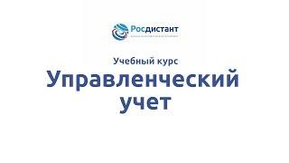 видео Организационные аспекты учетной политики