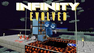 Minecraft Mods FTB Infinity Evolved - NETHER STAR FARM [E46] (Modded Expert Mode)
