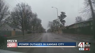 Power outages in Kansas City