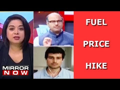 Fuel Prices Hike, Home Budgets Hit | The Urban Debate With Faye D'Souza
