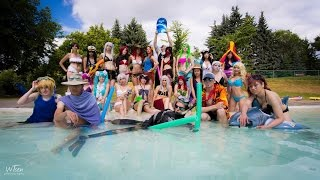 2014 League of Legends Pool Party!