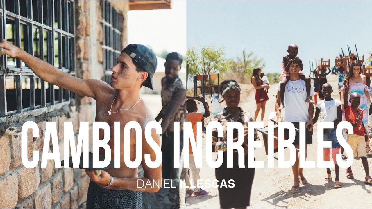 CAMBIOS INCREÍBLES EN EL ORFANATO | DANIEL ILLESCAS