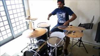 Breath - Breaking Benjamin (Drum cover)