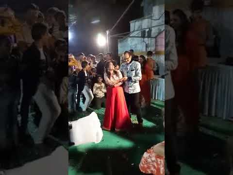 Cupal dance with my husband at ahmedabad my brother marrige