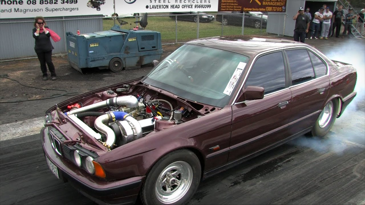 Supercharged V8 Bmw Youtube