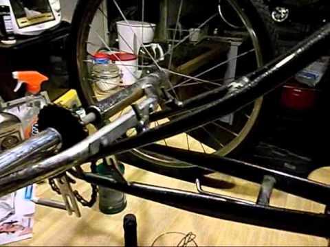 I Build 3 Wheel Bike Axles With Disk Brakes Doovi