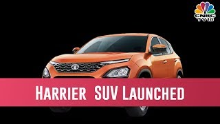 Tata Motors Launches Harrier At Starting Price Of Rs 12.69 Lakh
