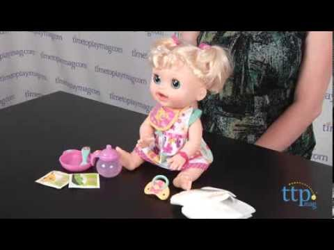 Baby Alive Real Surprises Baby From Hasbro Youtube
