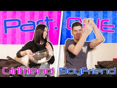 Boyfriend / Girlfriend TAG | GoGo & Lucy | #1