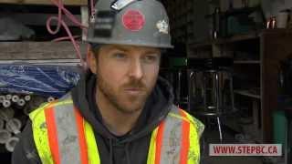 Step Stories: Aaron - Apprentice Sheet Metal Worker