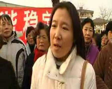 shanghai protestors speak out