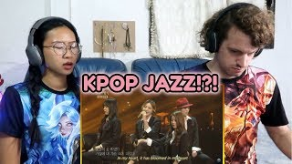 MAMAMOO REACTION - Passion Flower (Kim Soo Hee) - Immortal Songs 2 (Solar, Moonbyul, Wheein & Hwasa)