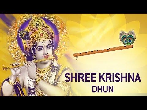 Shree Krishna Dhun Bamboo Flute Amazing