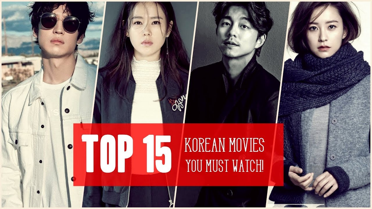Download Top 15 Korean Movies You Must Watch!