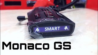 Як налаштувати SilverStone F1 Monaco GS. Налаштування радар детектора 2019