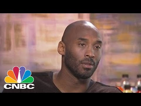 Behind-The-Scenes With Kobe Bryant On Innovation And Launch Of New Sports Drink BodyArmor | CNBC