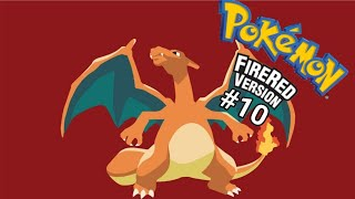 Pokemon Fire Red Generation 1 Episode 10: Rainbow Badge!!!