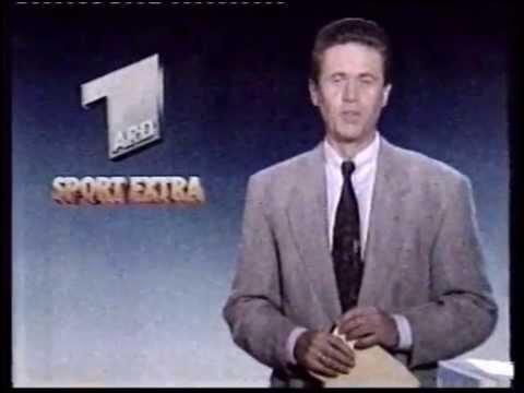 ARD 07.12.1988 Tagesthemen Fragment (Video 2000)
