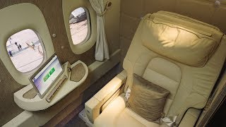 Inside Emirates Airlines' new First Class Suites | CNBC International