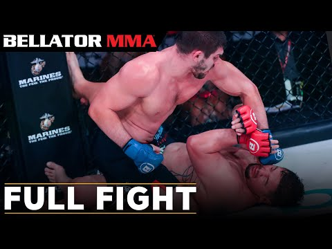 Full Fight | Valentin Moldavsky vs. Javy Ayala - Bellator 239