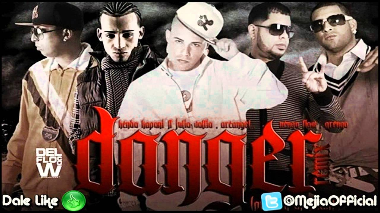 Danger (Official Remix) - Kendo Kaponi Ft Varios Artistas ★ HD (Original) ★  SUSCRIBETE