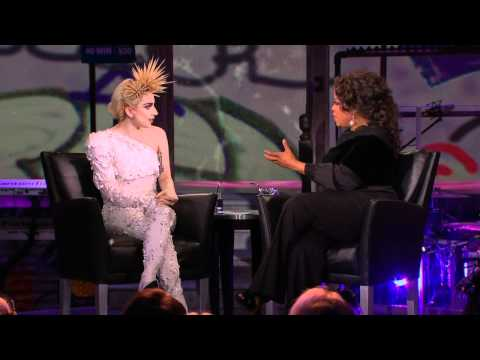 Lady Gaga - Oprah Winfrey Show Interview 1 (01.15.10)
