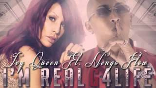 Real G4 - Ivy Queen Ft engo Flow (Original) (Con Letra) REGGAETON 2012
