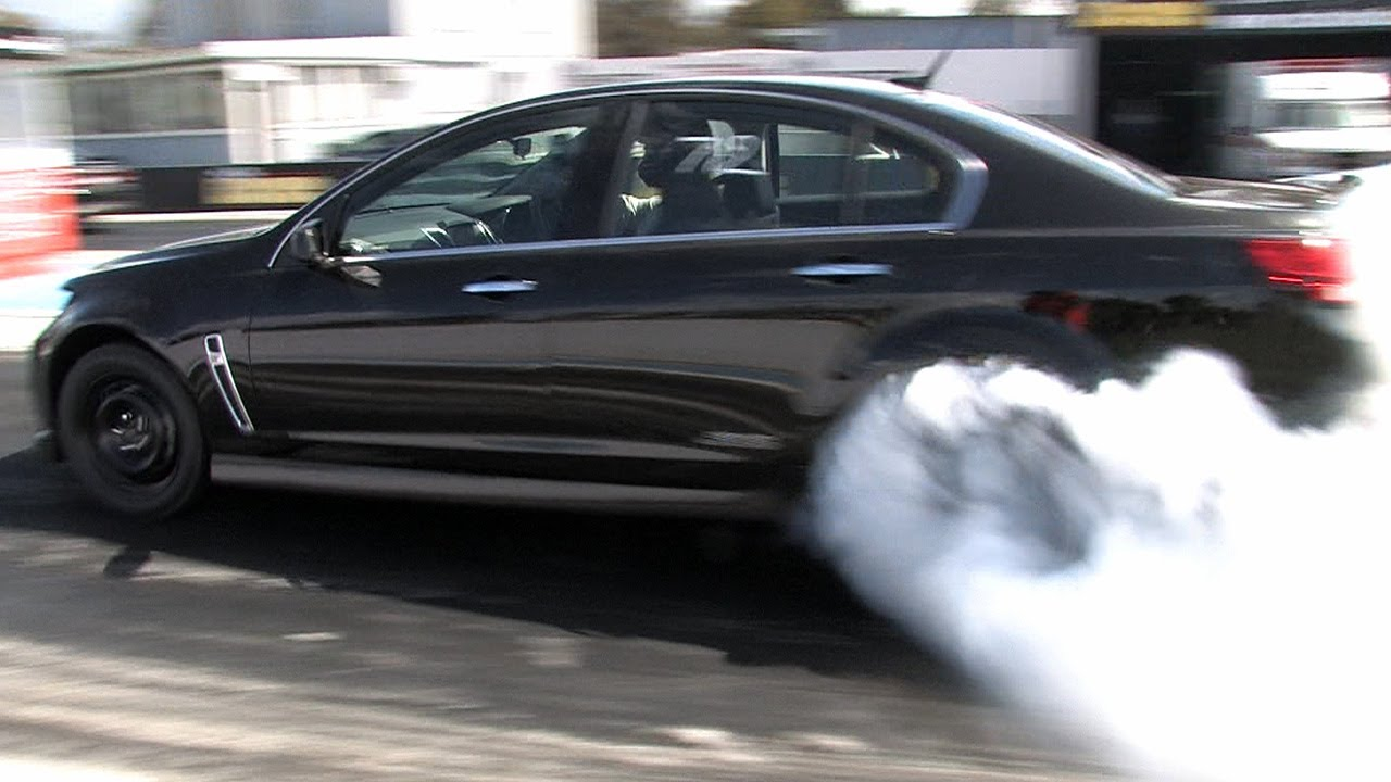 Holden Vf Turbo Smokes Up Vfpsi Youtube