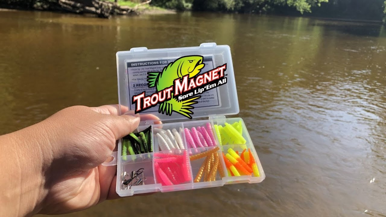 how to use the trout magnet